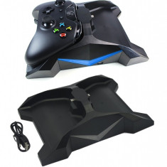 Stand Dual incarcare controller  XBOX ONE