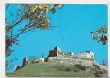 Bnk cp Rupea - Cetatea Rupea - circulata - marca fixa, Printata