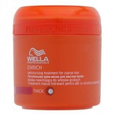 Wella Professionals Enrich Moisturising Treatment masca pentru păr aspru 150 ml