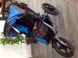 Carut britax-romer bob sport utility stroller - blue, Albastru