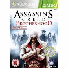 Joc consola Ubisoft ASSASSINS CREED BROTHERHOOD CLASSICS Xbox 360