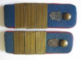Epoleti Plutonier Adjutant de securitate din anii 70