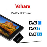 Tuner TV DVB T2, DVB-T, DVB-C, TV pentru Android Phone/Table/Windows