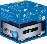 Mini PC Intel Core i7 3.4GHz, 16GB RAM, 250GB SSD NVMe, 1TB HDD, Windows 10 Pro, 16 GB, 1-1.9 TB