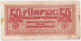 GERMANIA 50 REICHSPFENNIG 1942 U