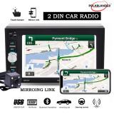 Mp5 Player Auto Cu Touchscreen Functie De Mirrorlink Ecran De 6,2 Inch