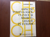 aspecte toxicologice clinice si medico legale in etilism vladimir belis 1988