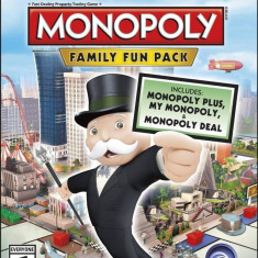 Joc consola Ubisoft Monopoly Family Fun Pack - XBOX ONE - Jocuri Xbox One