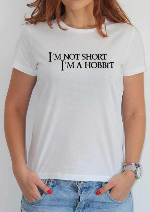 detaliind sosiri noi magazin online Tricou personalizat Hobbit, tricouri cu mesaje, tricouri amuzante ...