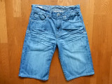 Blugi hip hop Ecko Unltd. Unlimited 1972 Defined by Design; marime 34; ca noi, Lungi, Ecko Unlimited