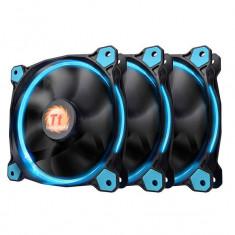 Ventilator Thermaltake Riing 12 High Static Pressure 120mm Blue LED - Cooler PC