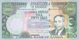 Bancnota Samoa 50 Tala (2006) - P36 UNC