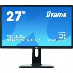 Monitor LED Iiyama ProLite XB2783HSU-B1DP 27 inch 4ms Black, 1920 x 1080