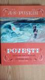 Povesti - A.S. Puskin / ilustrator: Iv Bruni / Coperta cartonata