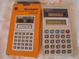 Calculator solar SHARP EL- 240 vintage