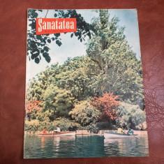 Revista Sanatatea -  nr 4 anul 1963 / 24 pagini !!!