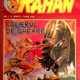 Rahan nr. 1 - Colierul de gheare