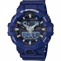 Ceas Casio G-Shock GA-700-2AER, Sport, Quartz, Plastic