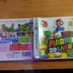 Joc 3ds Super Mario 3DLand - Jocuri Nintendo 3DS