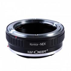 Kent Faith Konica-NEX adaptor montura Konica AR la Sony E-Mount (NEX)