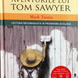 Mark Twain - Aventurile lui Tom Sawyer - sigilata