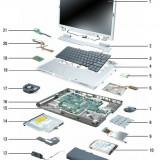 Dezmembrez laptop ASUS X53U