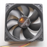 Cooler, ventilator carcasa 120x120 mm Cougar. - Cooler PC