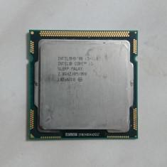 Procesor i5 760 2.80Ghz up to 3.33 Ghz socket 1156, Intel Core i5