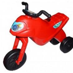 Bicicleta pentru copii fara pedale 58 x 46 x 28 pe albastru sau rosu - Bicicleta copii, 10 inch, Numar viteze: 1