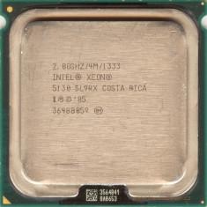 Procesor intel Xeon E5130 2.00Ghz 4MB lga 771 + adaptor LGA 775
