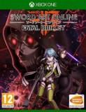 Sword Art Online Fatal Bullet (Xbox One), Namco Bandai Games