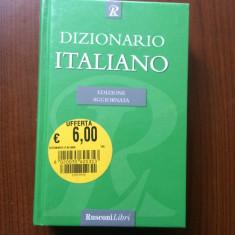 Dizionario italiano rusconi libri edizione aggiornata dictionar limba italiana, Alta editura