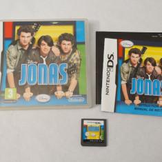 Joc consola Nintendo DS 2DS 3DS - Disney JONAS, Actiune, Toate varstele, Single player