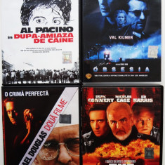 21 DVD-uri  filme , nefolosite + 1 DVD operă + 19 CD-uri muzică + 2 casete, Romana, warner bros. pictures
