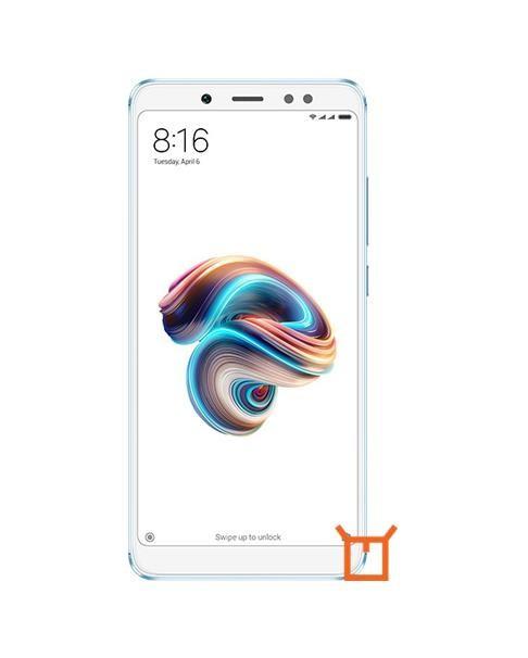 Xiaomi Redmi Note 5 Dual SIM 32GB Albastru