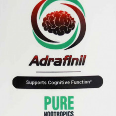 Adrafinil (Modafinil) - Nootropics - Fi mai destept si plin de energie