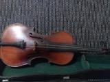 Vioara  Antonie Stradivarius Cremonensis faciebat