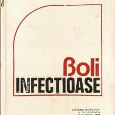 Boli Infectioase-Marin Voiculescu - Carte Boli infectioase