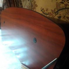 Birou lemn cireş