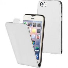 Husa Flip Cover Muvit 97416 Slim alba pentru Apple iPhone 6