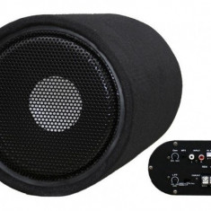 Subwoofer Bass Auto Activ cu Amplificator Incorporat 300W 30cm Voice Kraft