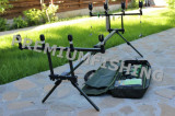 Rod Pod Full Echipat Smart cu  4 Posturi + 4 Senzori + 4 swingeri + 4 Suporti