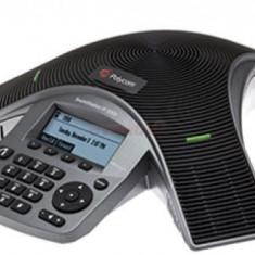 Sistem de audio-conferinta Polycom Sound Station IP5000 - Telefon VoIP
