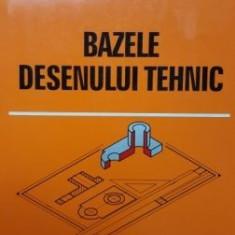 Bazele desenului tehnic- Liviu Segal, Georgeta Ciobanasu