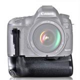 Grip compatibil cu Canon 5D Mark III 5D3 5DS 5DSR, Travor
