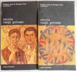 Istoria vietii private de Philippe Aries / Georges Duby -coordonatori-Buc. 1994 Vol.I-II