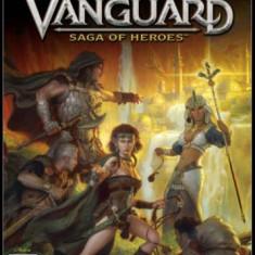 SCEA Vanguard Saga of Heroes (PC) - Cartela Cosmote