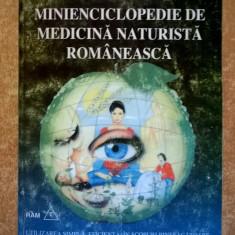 Gregorian Bivolaru - Minienciclopedie de medicina naturista romaneasca