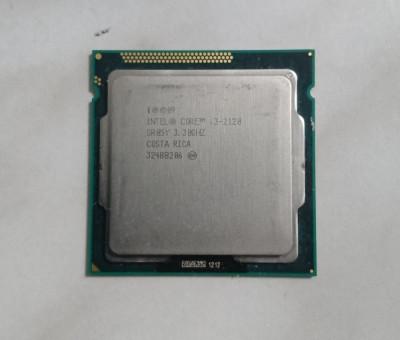 Procesor i3 2120 3.30Ghz Lga 1155 video integrated intel hd2000 foto