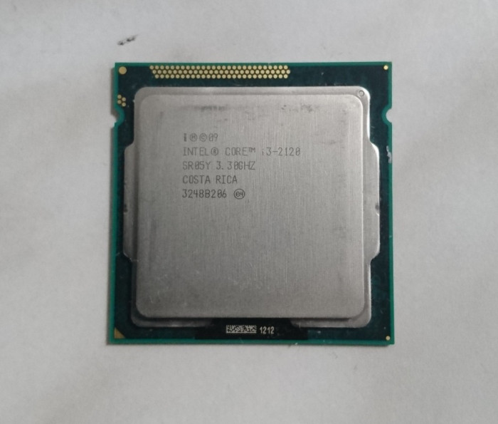 Procesor i3 2120 3.30Ghz Lga 1155 video integrated intel hd2000